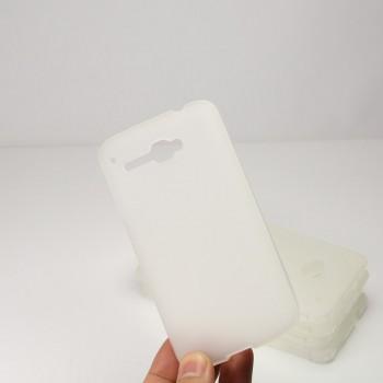 Силиконовый чехол для MTS 975 Белый