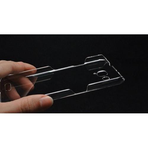 Пластиковый транспарентный чехол для MTS 978