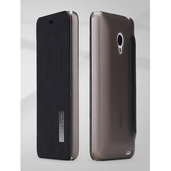 Чехол флип серия Colors для Meizu MX3 Черный