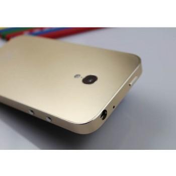 Цельнометаллический чехол для Meizu MX3 Бежевый