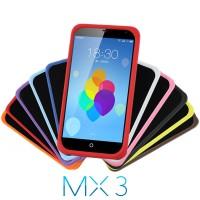 Силиконовый премиум чехол для Meizu MX3