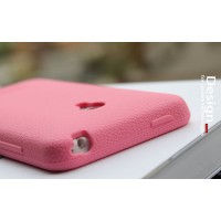 Силиконовый премиум чехол для Meizu MX3 Розовый