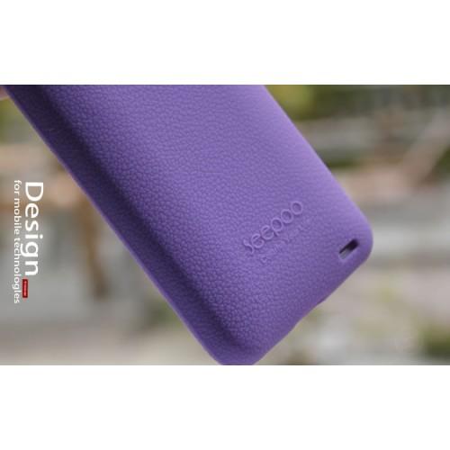 Силиконовый премиум чехол для Meizu MX3 Красный