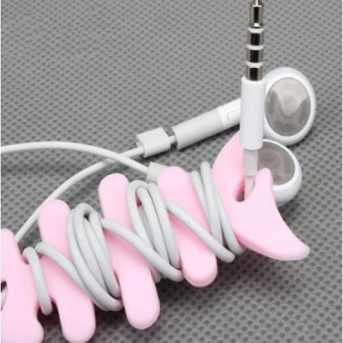 Антизапутыватель для кабеля/наушников дизайн Рыбка