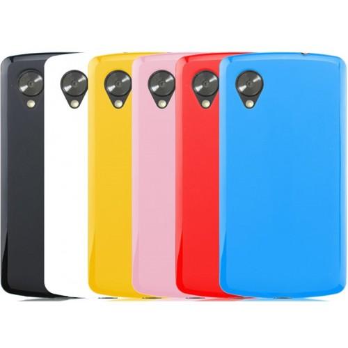 Силиконовый чехол для Google Nexus 5