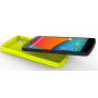 Оригинальный силиконовый чехол для Google Nexus 5