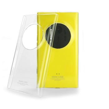 Пластиковый транспарентный чехол для Nokia Lumia 1020