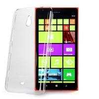 Пластиковый транспарентный чехол для Nokia Lumia 1320