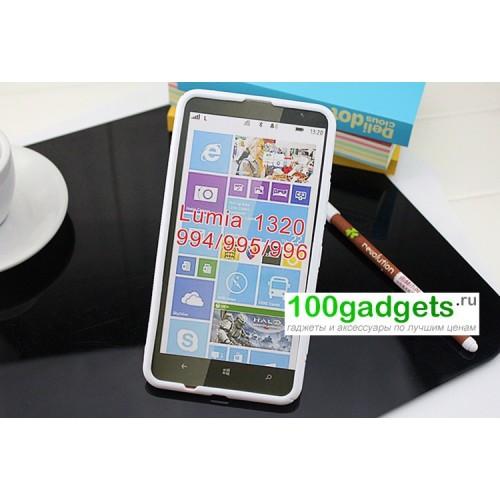 Силиконовый чехол S для Nokia Lumia 1320