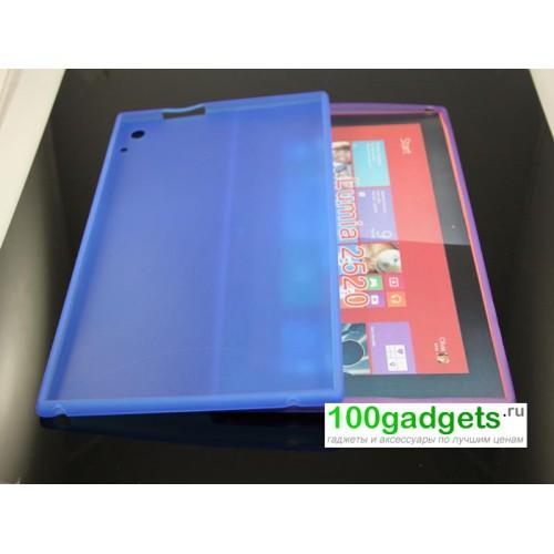 Силиконовая задняя панель для Nokia Lumia 2520