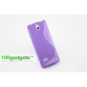Силиконовый чехол S для Nokia 515
