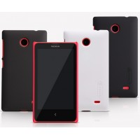 Пластиковый матовый премиум чехол для Nokia X