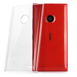 Пластиковый транспарентный чехол для Nokia X