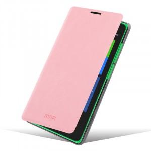 Чехол флип подставка водоотталкивающий для Nokia XL Розовый