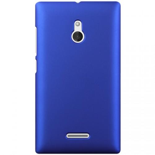 Пластиковый чехол для Nokia XL Красный