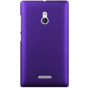 Пластиковый чехол для Nokia XL Фиолетовый