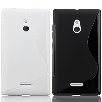 Силиконовый чехол S для Nokia XL