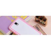 Бампер для Galaxy Note 3 Розовый