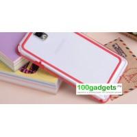Бампер для Galaxy Note 3 Красный