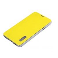 Чехол флип серия Colors для Galaxy Note 3 Желтый