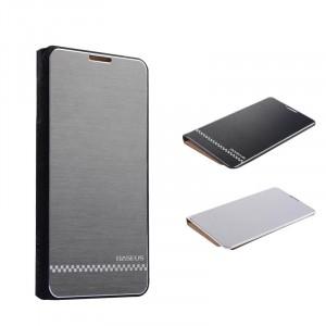 Чехол флип кожа/металл для Galaxy Note 3