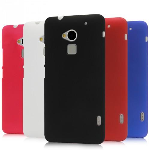 Пластиковый чехол для HTC One Max Красный
