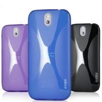 Силиконовый чехол X для HTC One Mini