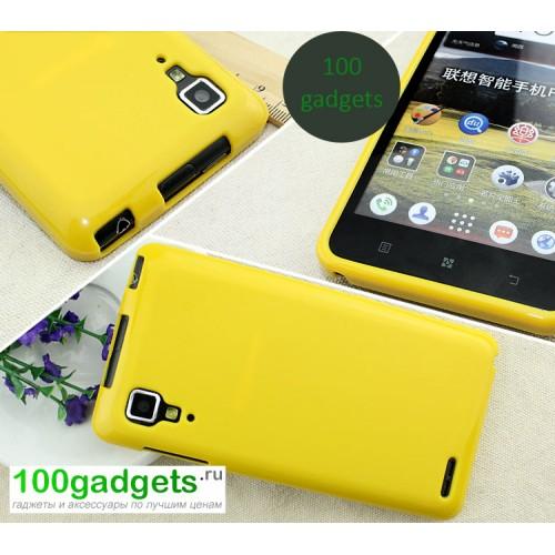 Силиконовый чехол для Lenovo P780 Ideaphone