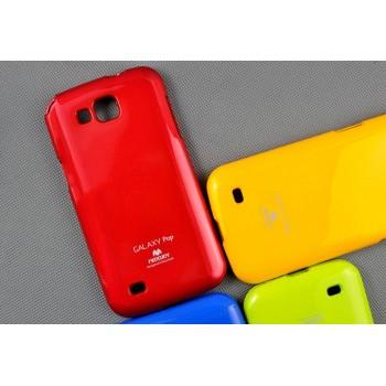 Силиконовый чехол премиум для Samsung Galaxy Premier