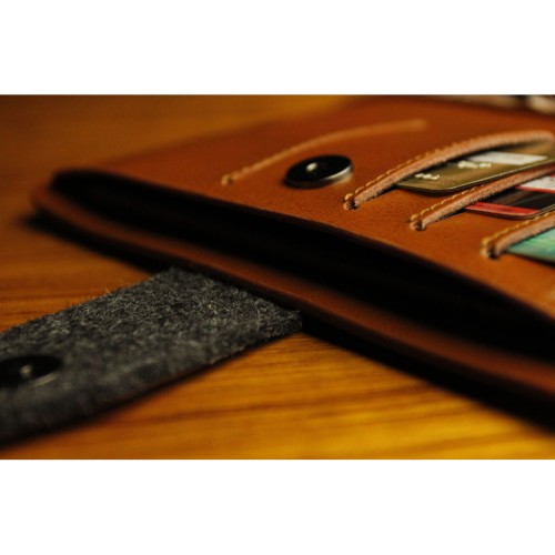 Кожаный чехол трансформер (нат. кожа) для Samsung Galaxy S4 Mini Черный