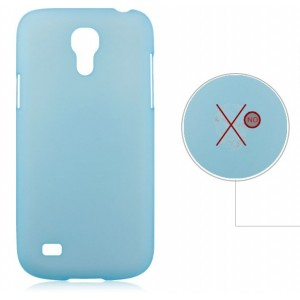 Пластиковый ультратонкий чехол для Samsung Galaxy S4 Mini