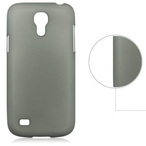 Пластиковый ультратонкий чехол для Samsung Galaxy S4 Mini Розовый