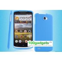 Силиконовый чехол для Lenovo IdeaPhone S920 Голубой
