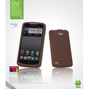 Силиконовый чехол премиум для Lenovo IdeaPhone S920
