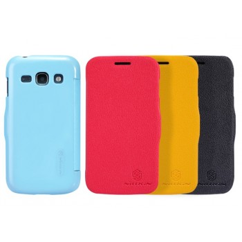 Чехол флип серия Colors для Samsung Galaxy Ace 3