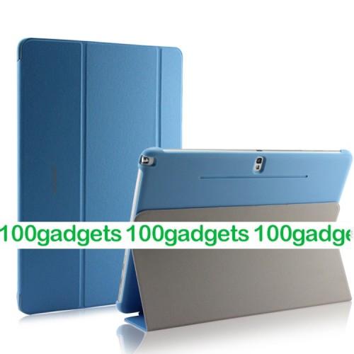 Чехол смарт флип подставка сегментарный серия Smart Cover для Samsung Galaxy Note Pro 12.2