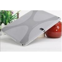 Силиконовый чехол X для Samsung Galaxy Note Pro 12.2 Серый