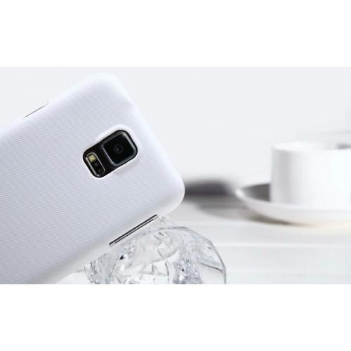 Пластиковый матовый премиум чехол для Samsung Galaxy S5