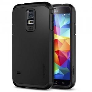 Чехол силикон/поликарбонат премиум серия D-Color для Samsung Galaxy S5