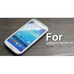 Силиконовый софт-тач премиум чехол для Samsung Galaxy S5 Белый