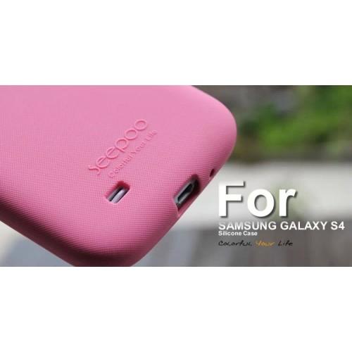 Силиконовый софт-тач премиум чехол для Samsung Galaxy S5