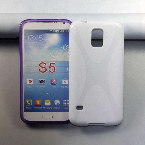 Силиконовый чехол X для Samsung Galaxy S5