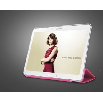 Чехол смарт флип сегментарный серия Classic Trio для Samsung Galaxy Tab Pro 10.1