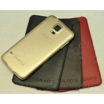 Кожаный мешок для Samsung Galaxy S5
