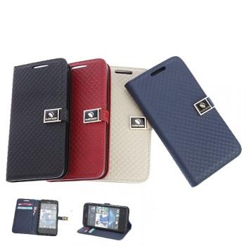 Чехол портмоне подставка с застежкой для HTC Desire 300