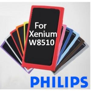 Силиконовый чехол для Philips Xenium W8510