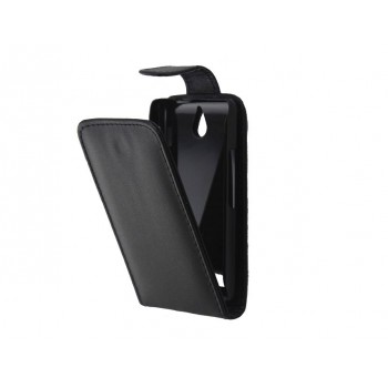 Чехол книжка вертикальная для Sony Xperia E1