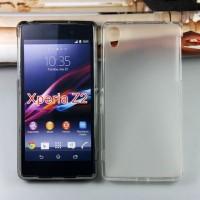 Силиконовый чехол для Sony Xperia Z2 Белый
