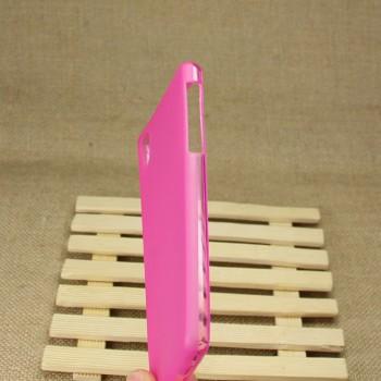 Силиконовый чехол для Sony Xperia Z2 Розовый