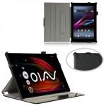 Кожаный чехол подставка для Sony Xperia Z2 Tablet